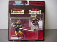 CARTES DE HOCKEY(LOT DE 4 FIGURINES STARTING LINEUP 95-96)