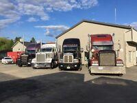 poste camionneur longe distance disponible