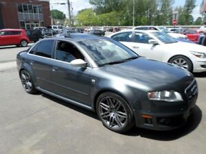 Audi RS 4 4dr Sdn 2008
