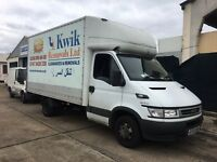 Iveco daily 2006 56 lwb Luton 2.3 tail lift spares or repairs