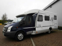 Hymer T662 CL Motorhome Left Hand Drive(LHD)