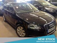 2012 AUDI A3 2.0 TDI Bluetooth GBP30 Tax 1 Owner Economical Aircon