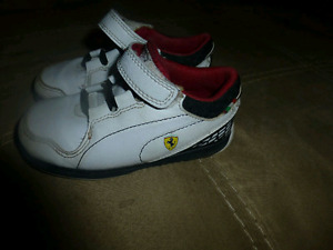 Toddler size 7 Puma Shoes