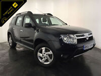 2013 63 DACIA DUSTER LAUREATE DCI 4WD DIESEL 1 OWNER SERVICE HISTORY FINANCE PX
