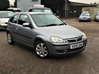 06 Vauxhall/Opel Corsa SXi 1.2i 16v a/c Warranty & delivery available Px welcome