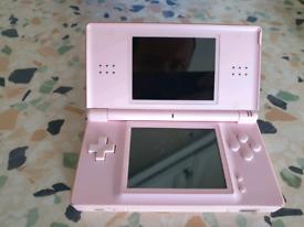 Nintendo ds pink