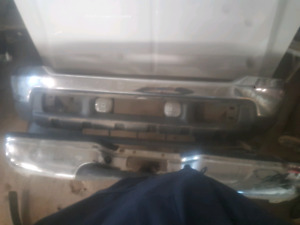 1999 - 2004 ford f250 f350 bumpers