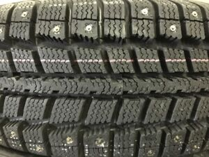 CLOUTE PNEUS $15 STUD TIRE MADE IN FINLAND NOKIAN MACHINE 17 18