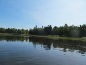 waterfront lot for sale in Grand Barachois Lot # 3