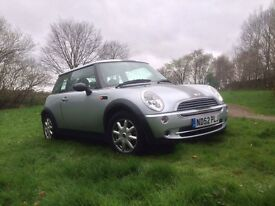 CHEAP ON INSURANCE ** FREE DELIVERY** FULL MOT Mini Cooper One sell swap px offers welcome