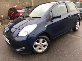 2006 Toyota Yaris 1.3 T Spirit Multimode 3dr