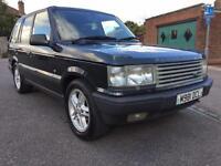 1995 Land Rover Range Rover 2.5 DT, RARE MANUAL, CLEAN, LONG MOT, DRIVES WELL.
