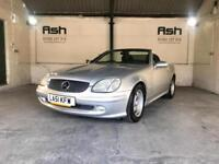 2001 Mercedes-Benz SLK200 Kompressor 2.0 px swap