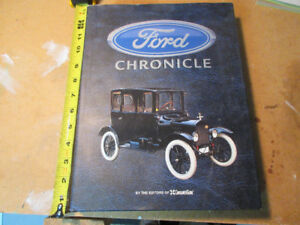 FORD CHRONICLE BY CONSUMERS GUIDE