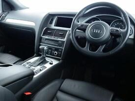 2014 Audi Q7 3.0 TDI S Line Plus Tiptronic Quattro 5dr