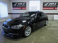 BMW 328 **I XDRIVE***AWD**COUPE***TOIT OUVRANT***CUIR*** 2011