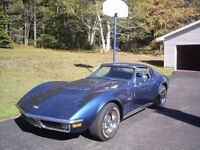 1971 Corvette Stingray LS5