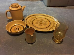 Beautiful Antique Franciscan England Tableware Various Types