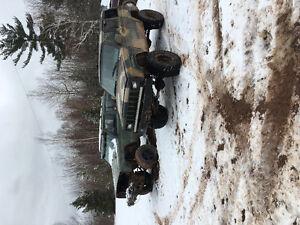 1998 Jeep Cherokee Coupe (2 door)