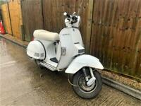 2013 LML Star Auto Scooter 125cc Deluxe 4T 125 + ONLY 4K + ORIGINAL