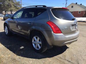 2004 Nissan Murano Camionnette