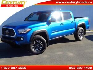 2018 Toyota Tacoma 100k warranty TRD Off Road