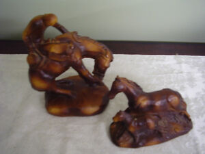 Amy Artcrafts Horse Ornaments
