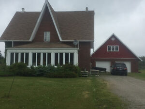 Beautiful country home on 25 acres