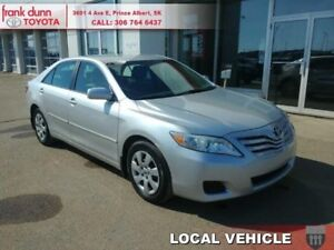 2010 Toyota Camry LE  - one owner - local - trade-in - $108.81 B