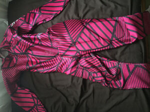 Pink Spyder Downhill Racing Suit - Size L, Lightly-Used