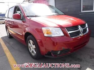 2009 DODGE GRAND CARAVAN SE WAGON SE