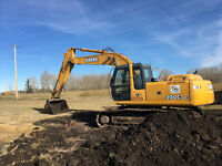 Excavator Owner Operator for Hire
