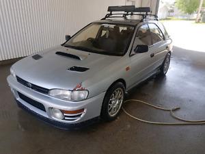1994 Subaru Wrx Wagon GREAT SHAPE