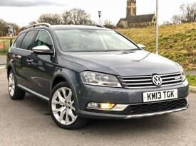 Volkswagen Passat 2.0TDI (177ps) BlueMotion Tech DSG 2013MY ALLTRACK +MUST SEE