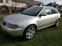 Audi A3 1.9TDI 130 2002 Sport PX Swap Anything considered