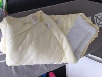 Free swaddle blanket