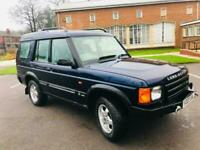 Land Rover Discovery 4x4 Jeep 12 months mot 100k drives excellent