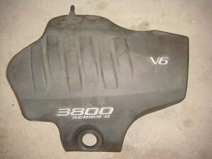 Pontiac Grand Prix engine cover