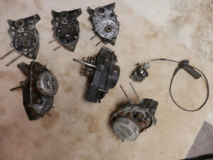 Yamaha 80  dirt bike parts