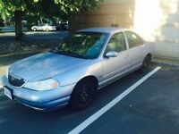 1998 Mercury Mystique GS Sedan