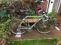 Retro Reynolds 531c Ribble Road Bike