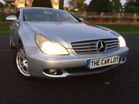 Mercedes-Benz CLS320 3.0CDi 7G-Tronic 320 ONLY 59000 MILES WITH FSH