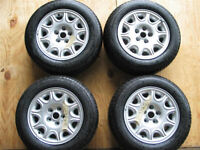 Jaguar XJ8 Alloy Wheels 'Starburst' 2003 R16 – RIMS ONLY
