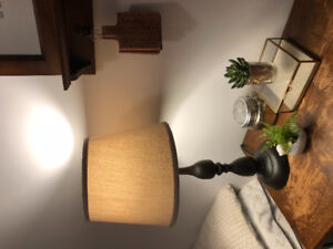 Table Lamp - Neutral Colours