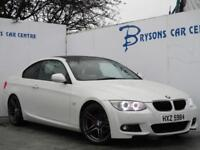 2011 60 BMW 320i M Sport Auto Petrol for sale in AYRSHIRE