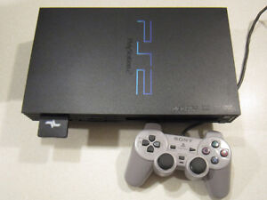 SONY PLAYSTATION 2 + 25 GAMES