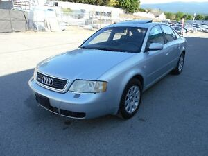 1998 Audi A6 AWD 2.8L Auto Fully Loaded New Timing Belt