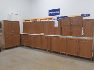 Kitchen Set at Cambridge ReStore