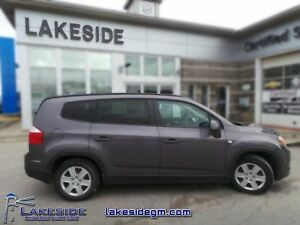 2013 Chevrolet Orlando 1LT  - local - trade-in - Certified