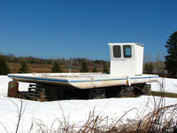 OYSTER BARGE